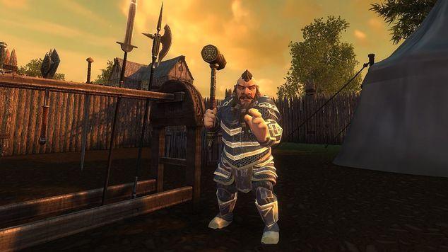 Pathfinder online hero