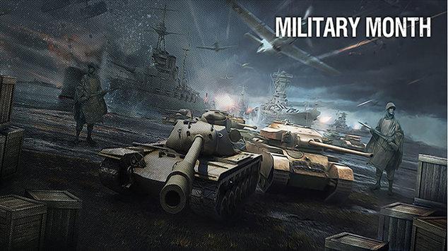 Militarymonth