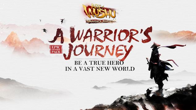 Ageofwushu warriors journey