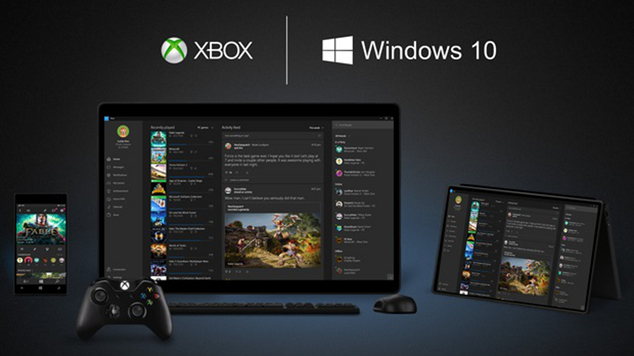 Windows10 xbox1