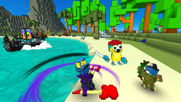 Trove road to launch