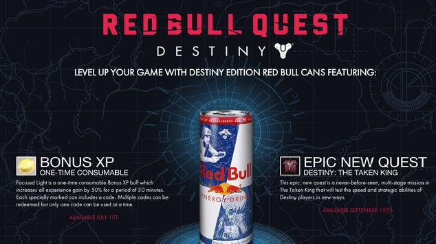 Red bull destiny teken king