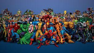 Marvel heroes 0