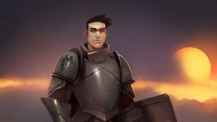 Crowfall knight