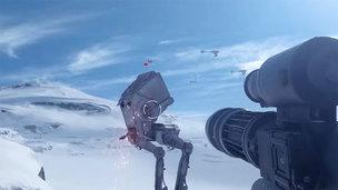 Star wars battlefront at st