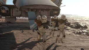 Battlefront troopers