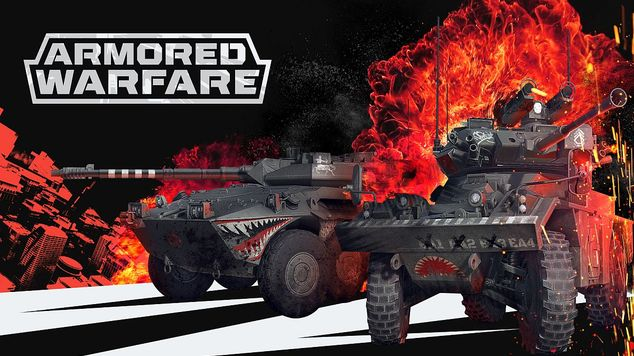 Armored warfare hero