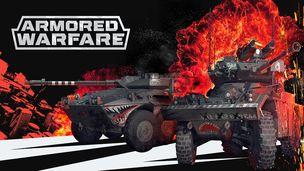 Armored warfare hero