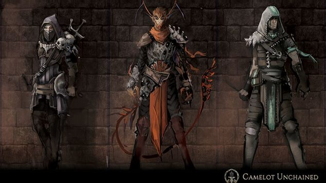 Camelot unchained stealth