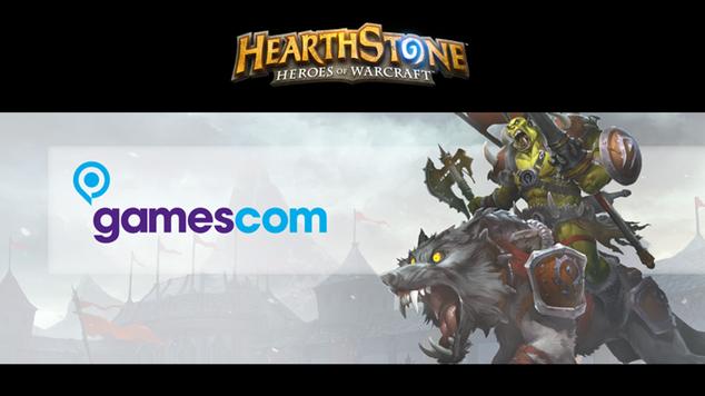 Hearthstone 20reveals 20gamescom 20title