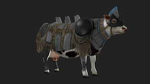 Project gorgon playable cow