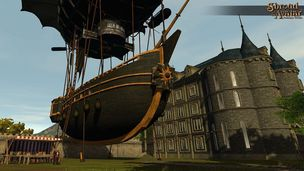 Shroud of the avatar airship