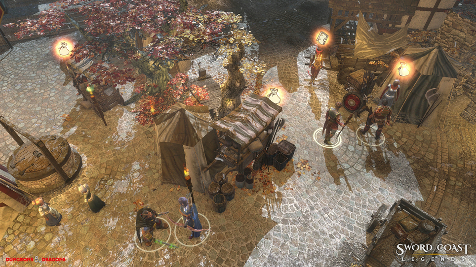 Sword coast legends headstart