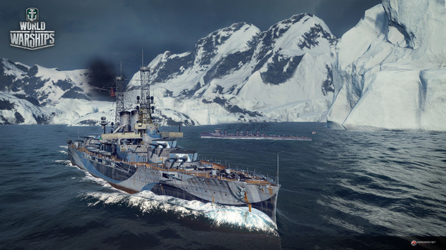 World of warships launch date