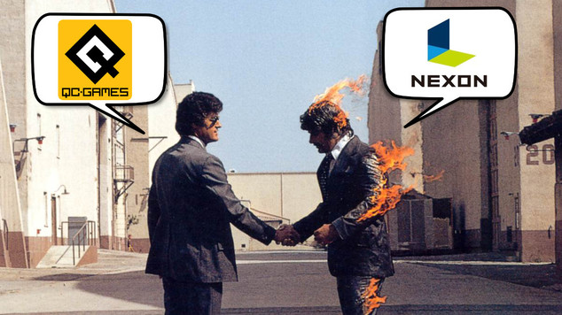 Nexon qc games partnership