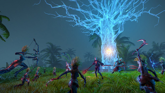 Skyforge hostile territories