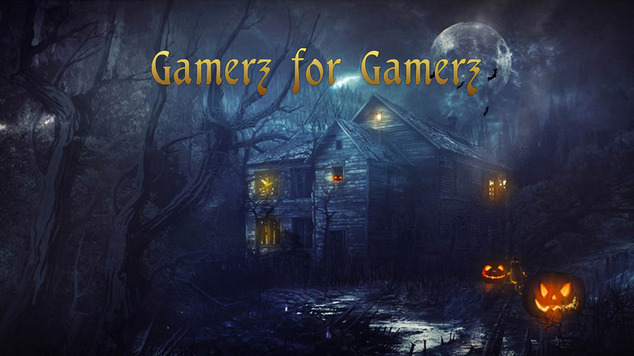 Gamerz for gamerz halloween party