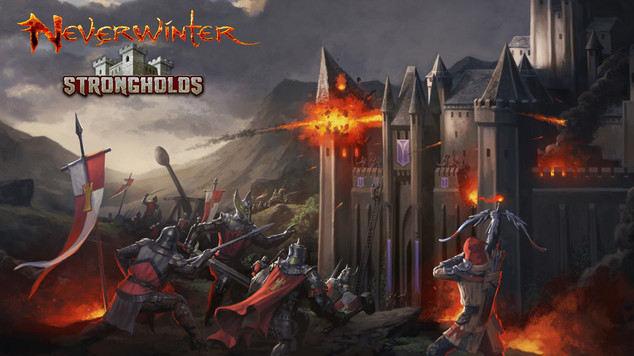 Neverwinter stronghold siege top