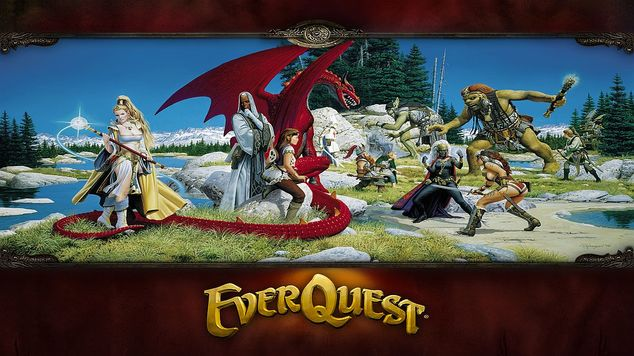 Everquest hero