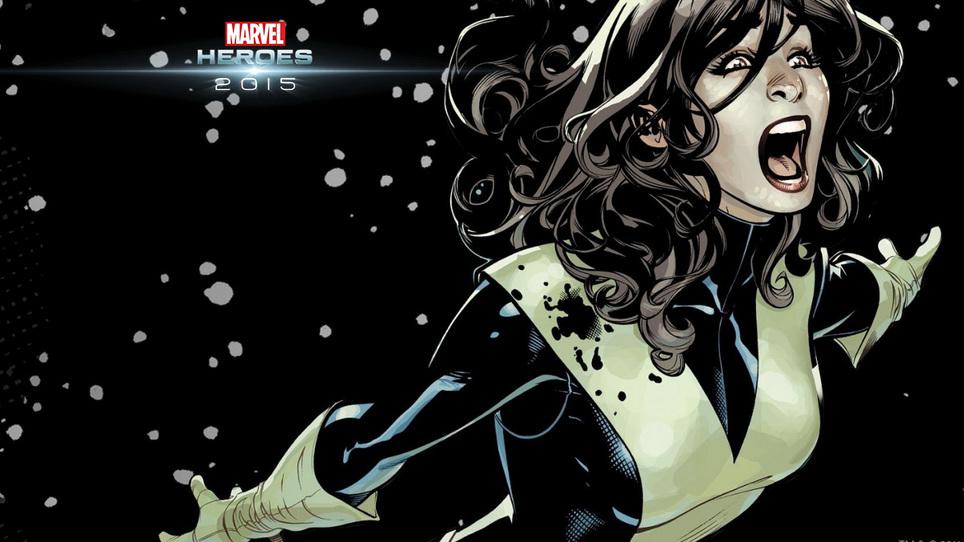 Marvel heroes 2015 kitty pryde