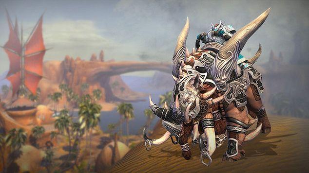 Rift mount hero 2