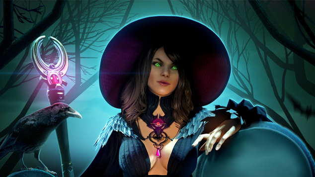 Skyforge halloween witchcraft packs