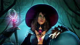 Skyforge halloween witchcraft packs