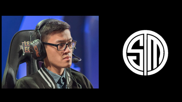Tsm trying out adc title