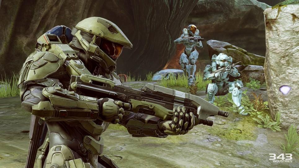 Halo 5 guardians campaign