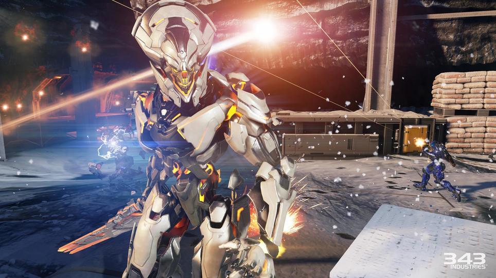 Halo5 sales