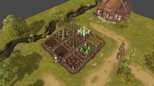 Albion online herb garden