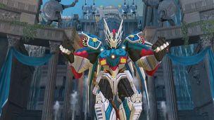 Thor anime