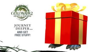 Gw2 thanks free gem store items