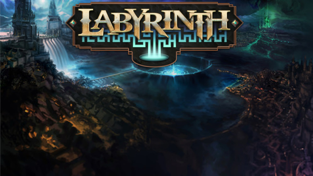 Labyrinth title image 2