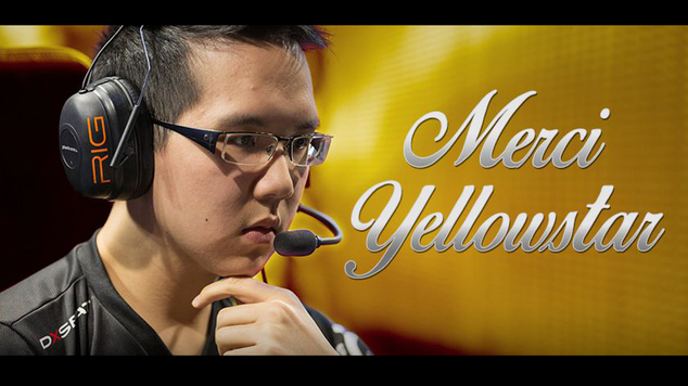 Yellowstar leaves fnatic title