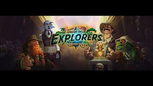 Hearthstone league of explorers title 0