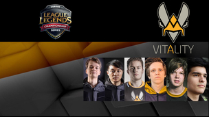 Vitality reveals lineup title