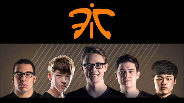 Fnatic confirms new lol lineup title
