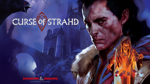 Curse of 20 strahd announcement