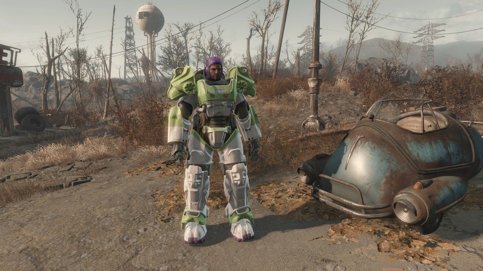 Fallout4 buzz lightyear