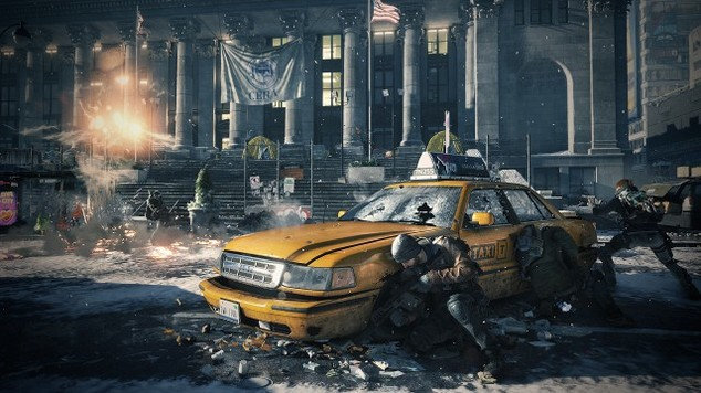 Tom clancys the division 3