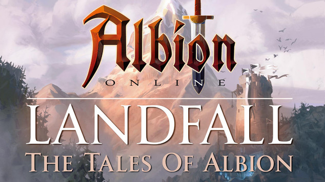 Albion online landfall novel available now