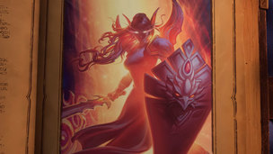 Lady liadrin hearthstone