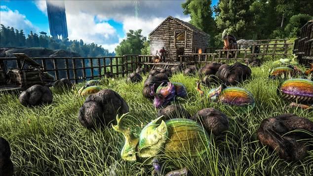 Ark survival poop