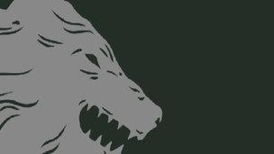 Destiny wolf banner