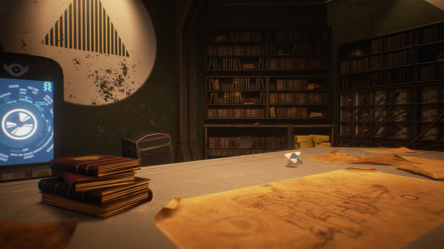 Concept destiny personal room