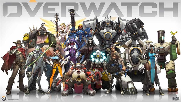 Overwatchheroes