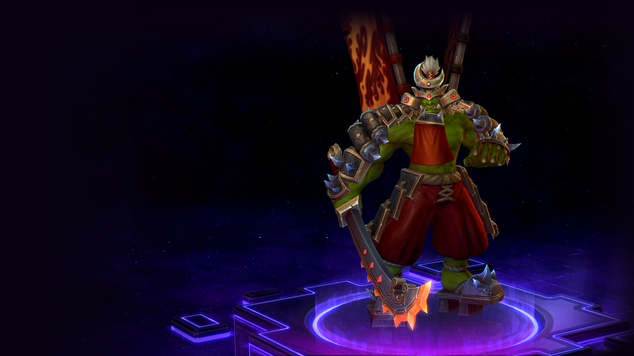 Heroes Of The Storm Build Samuro