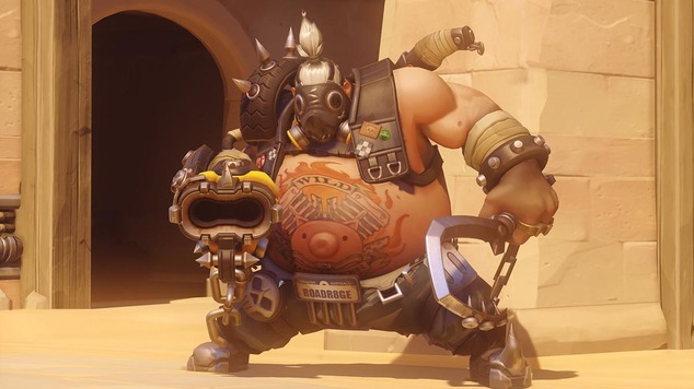 Roadhog screenshot 004