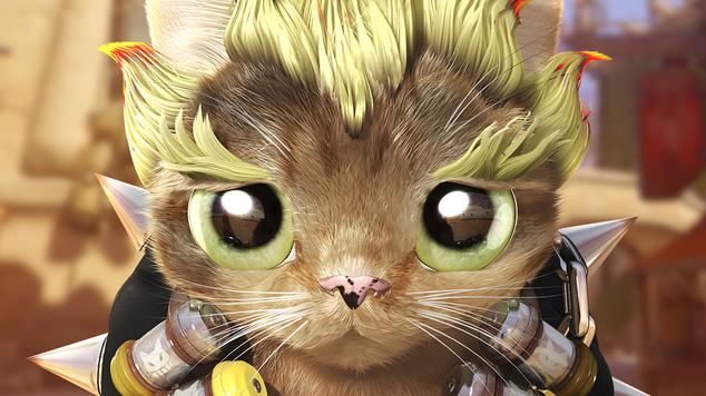 kitten green diarrhea